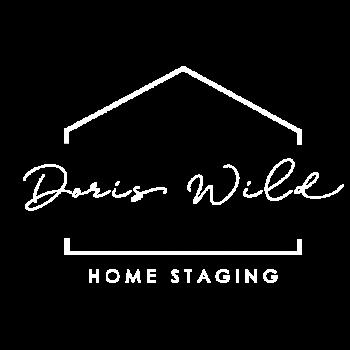 Doris Wild-HOMESTAGING_Logo_weiss_klein